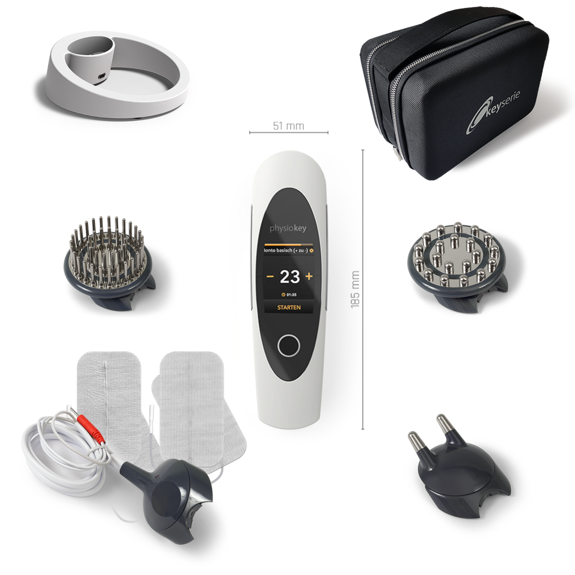 physiokey_professional_pack